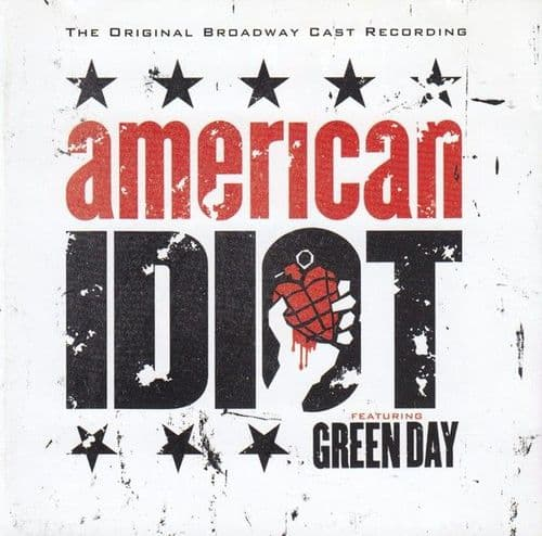 The Cast Of American Idiot Featuring Green Day<br>American Idiot<br>2CD